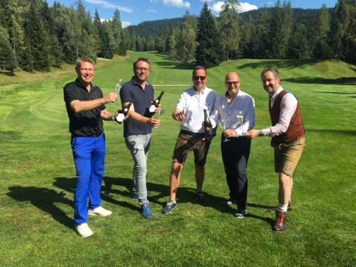 Best of the Alps Golf Cup Seefeld