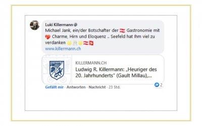 Referenz von Luki Killermann auf Facebook