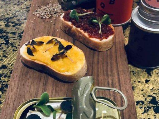 Unser neues Gericht: Pikante Sardinen in der Dose