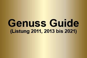 Listung im Genuss Guide