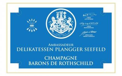 Ambassadeur Champagne Barons de Rothschild