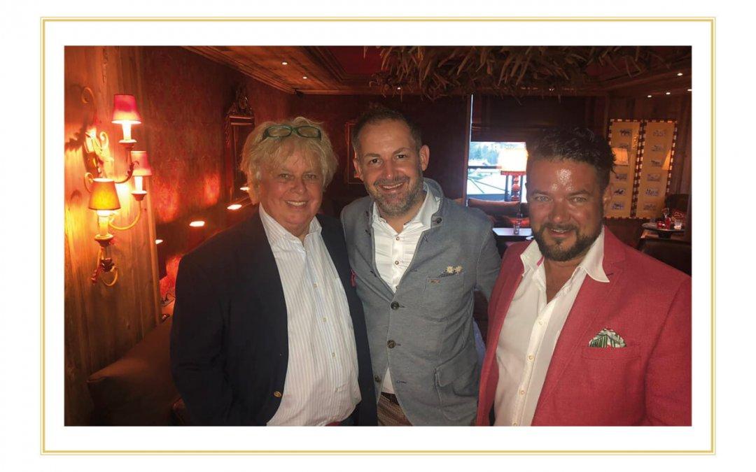 TV-Star Finkberger trifft Strasser-Bogner und Jank